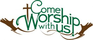 Worship of Word and Sacrament in church and Live Streamed